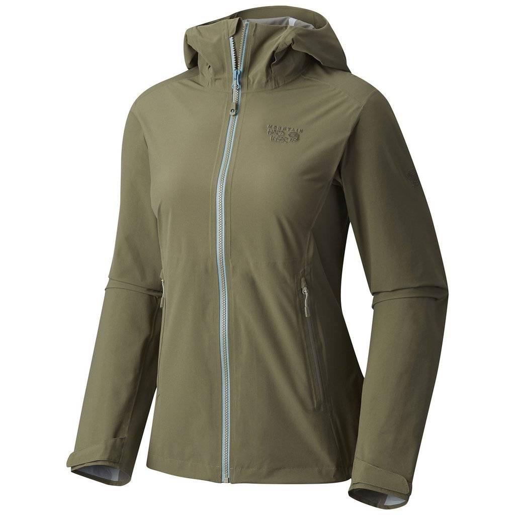 Mountain Hardwear Wm Stretch Ozonic Jkt
