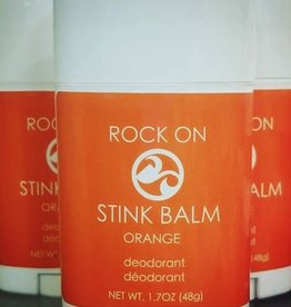 Rock on Clay Rock On Clay Stink Balm Deodorant