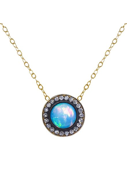 Opal Pendent