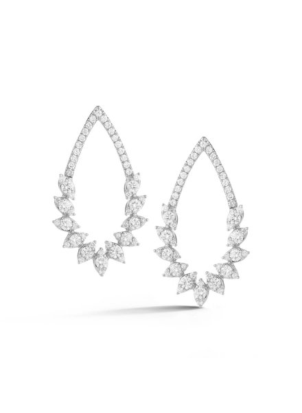 Sophia Ryan Pear Diamond Earrings