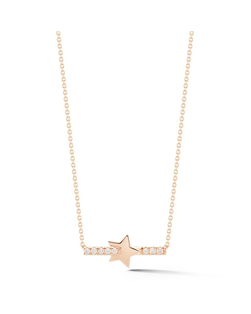 Livi Gold Pendent Necklace