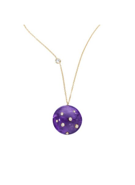 Mini Constellation of Life Necklace