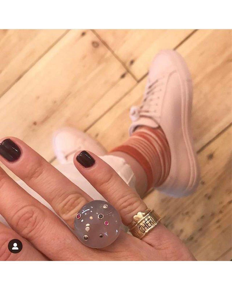 Sky Bubble Ring - Large