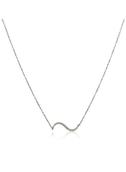 Inner Expressions Gal Necklace WG