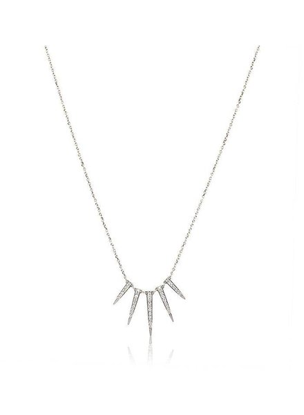 Inner Expressions Suny Necklace WG