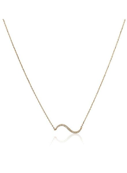 Inner Expressions Gal Necklace YG