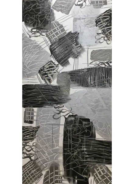 Nancy Landauer Wall Jewelry Series, Silver