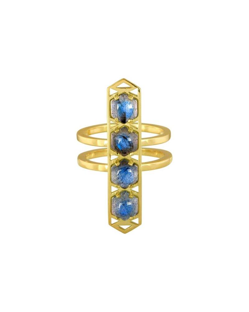 Amy Glaswand Stretto Ring