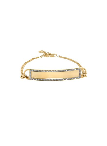 Devon Woodhill Personalized ID Bracelet