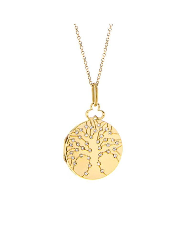 Devon Woodhill Tree of Life Locket