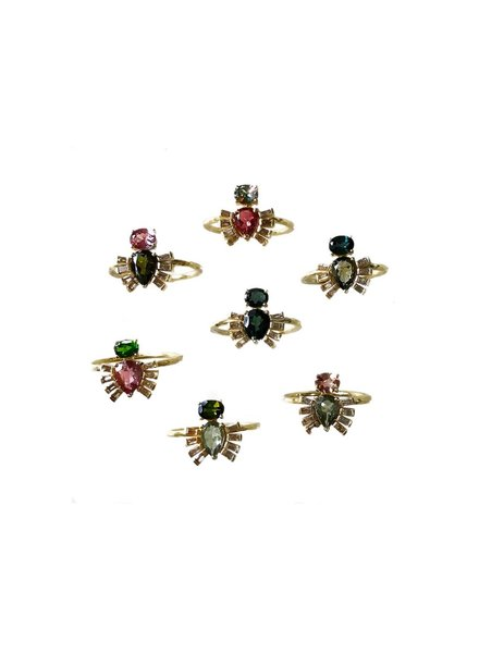 Eva Noga Royal Beetle Ring