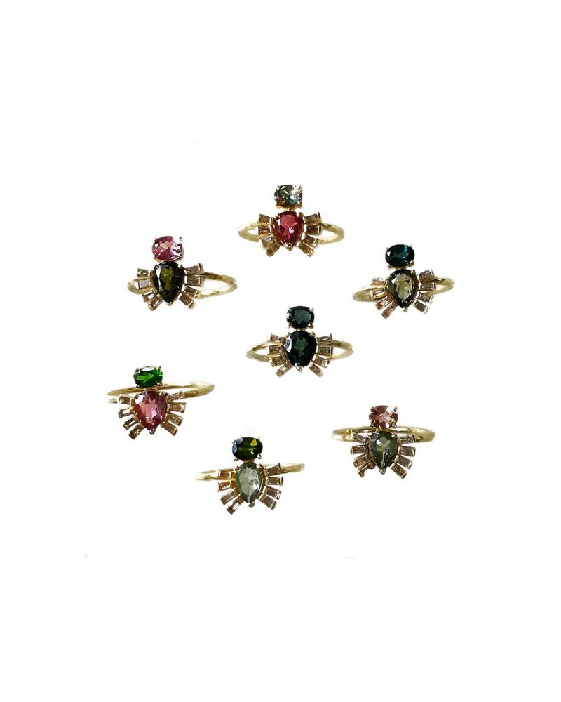 Eva Noga Royal Beetle Ring