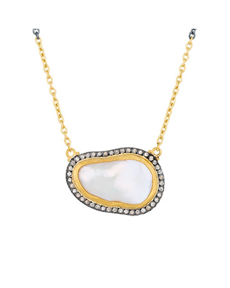 Lika Behar Pearlita Pearl Necklace