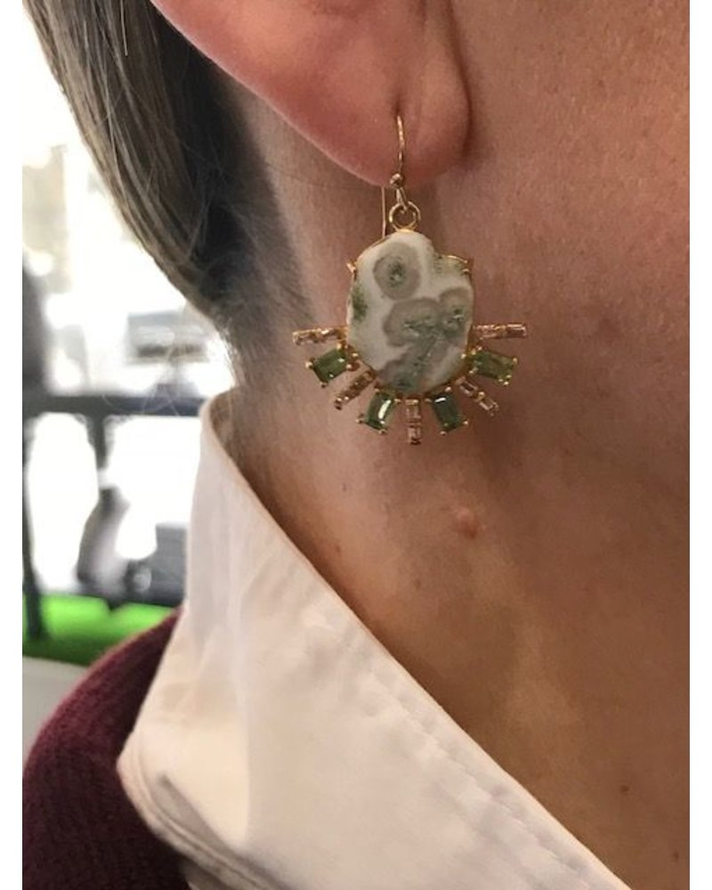 Eva Noga Teres Earrings