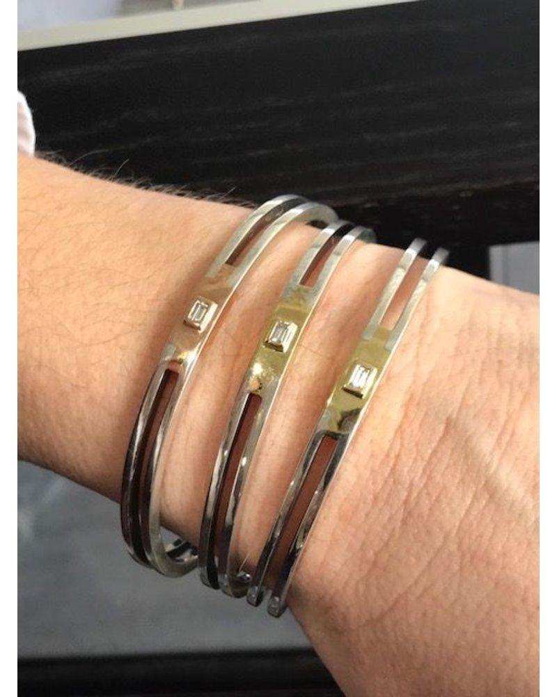 Amy Glaswand Edge Cuffs