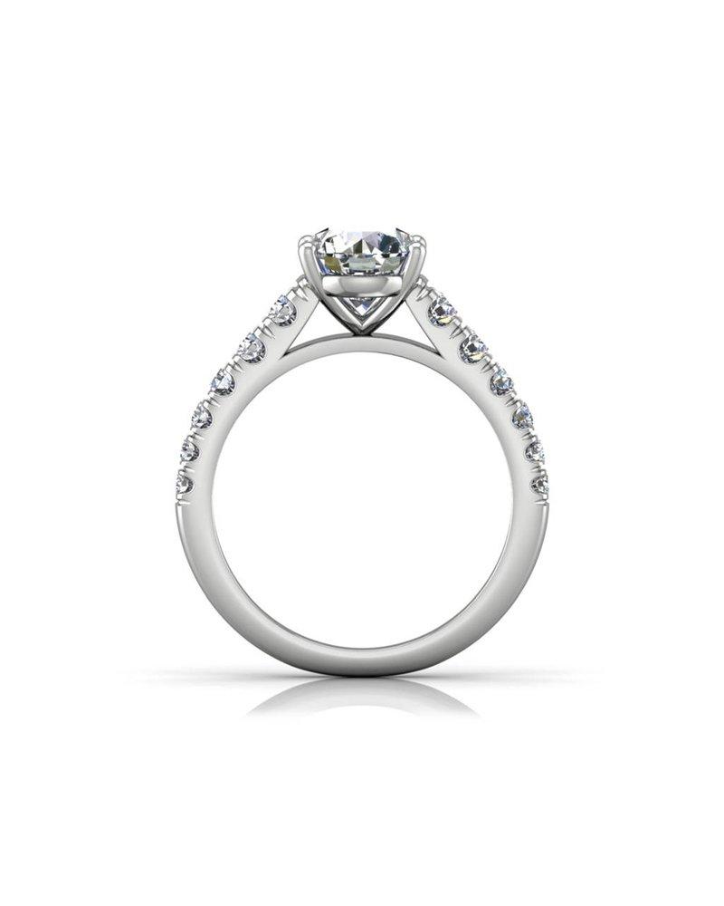 FlyerFit Engagement Ring