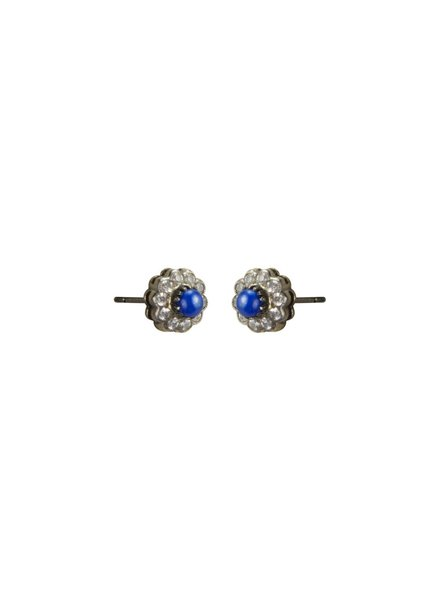 M. Spalten Jewelry Scallop Mini Stud Earring