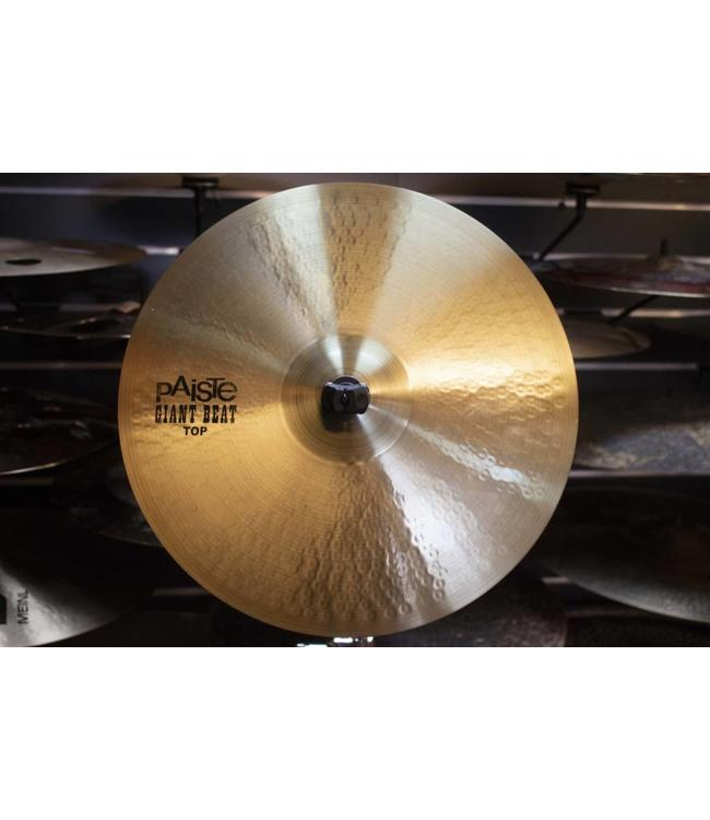 a03b79f57f7 Paiste Paiste 15 in Giant Beat Hi Hat - Rupps Drums