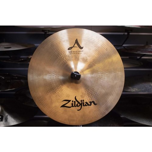 "Zildjian Zildjian 15"" A Zildjian New Beat Hi Hat bottom"