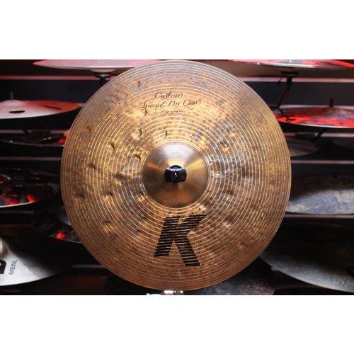 "Zildjian Zildjian 16"" K Custom Special Dry Crash"