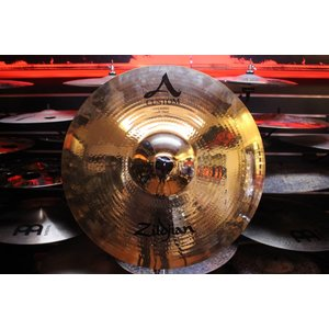 "Zildjian Zildjian 18"" A Custom Crash Brilliant"