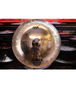 "Sabian Sabian AAX 18"" Chinese Brilliant Finish"