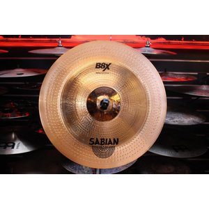 "Sabian Sabian B8X 18"" China Cymbal"
