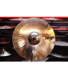 "Sabian Sabian 18"" HHX X-Plosion Crash Brilliant Finish"