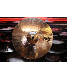 "Sabian Sabian 20"" HHX X-Plosion Crash Brilliant Finish"