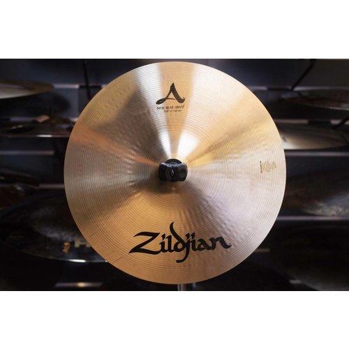 "Zildjian Zildjian 12"" A  Zildjian New Beat Hi Hats Pair"