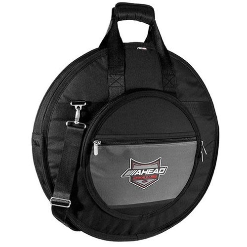 Ahead Deluxe Heavy Duty Cymbal Bag