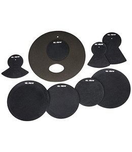 Vic Firth Vic Firth  Drum and Cymbal Mute Package - 10, 12, (2) 14, 20 in, Hi Hats, and 2 Cymbal Mutes