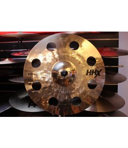 "Sabian Sabian 18"" HHX Evolution O-Zone Crash Brilliant Finish"