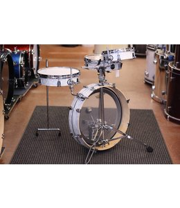 DW DW Performance Series 4pc Low Pro Kit - White Marine