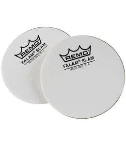 Remo Remo Falam Slam 4 in Impact Pad 2 Piece Pack