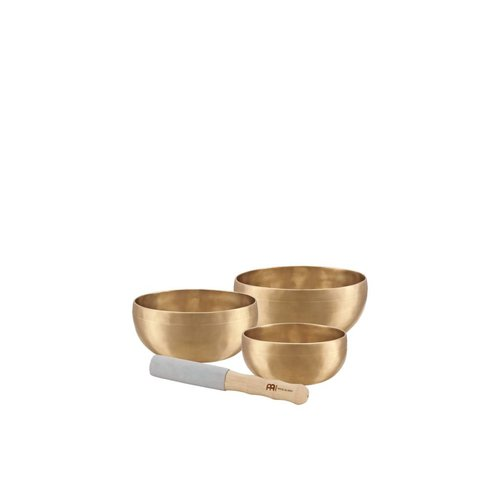 Sonic Energy Meinl Sonic Energy Universal Series Singing Bowl 3 Piece Set