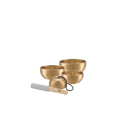 Sonic Energy Meinl Sonic Energy Universal Series Singing Bowl 4 Piece Set