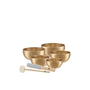 Sonic Energy Meinl Sonic Energy Universal Series Singing Bowl 5 Piece Set