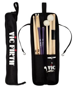 Vic Firth Vic Firth Essentials Stick Bag - Black