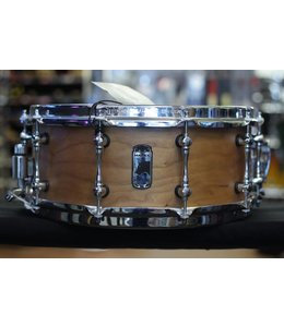 Mapex Mapex 14x6 in Black Panther Design Lab Cherry Bomb Snare Drum