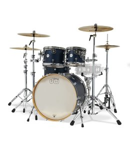 DW Black Friday DW Design Series 4pc Shell Pack in Satin Midnight Blue