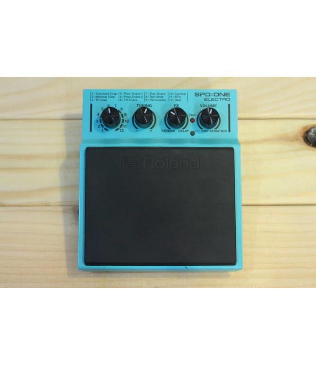 Roland Roland SPD:One Electro Percussion Pad SPD-1E