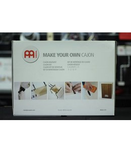 Meinl Meinl Make Your Own Cajon Kit Frontplate: Ovangkol