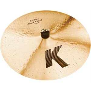 "Zildjian Zildian 17"" K Dark Crash"