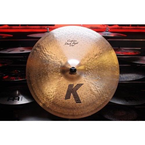 "Zildjian Zildjian 22"" K Custom Dark Ride"