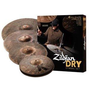 Zildjian Zildjian K Custom Special Dry Cymbal Set
