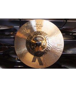"Zildjian Zildjian 13 1/4"" K Custom Hybrid Hi Hat"