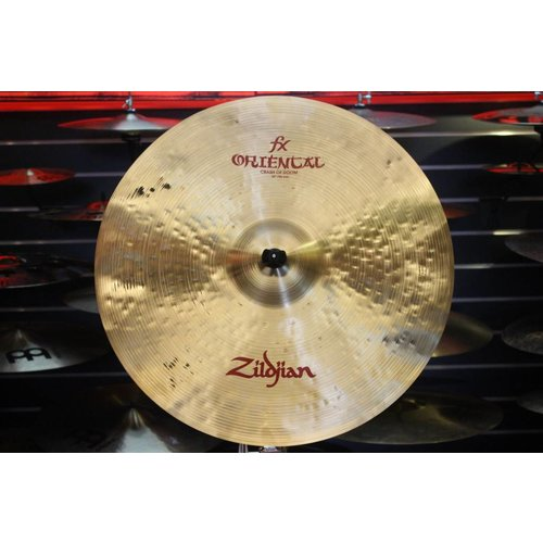 "Zildjian Zildjian 22"" FX Oriental Crash of Doom"
