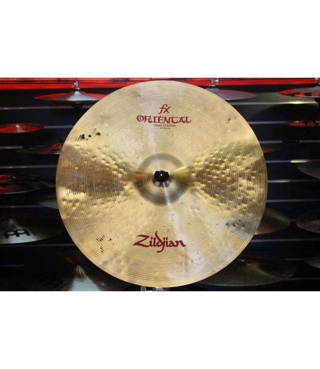 Zildjian Zildjian 22 in FX Oriental Crash of Doom