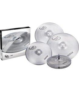 Sabian Sabian QTPC504 Quiet Tone Practice Cymbal Set